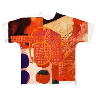 memorandum Full graphic T-shirts