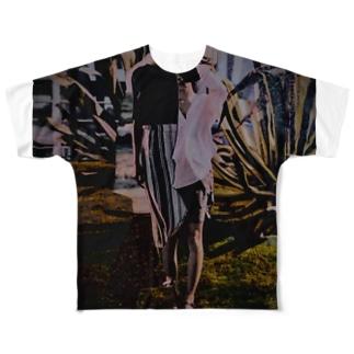 stranger 2 Full graphic T-shirts