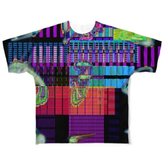 Asia with Multi-Standard 20200205 Full graphic T-shirts
