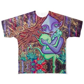 ~分身Tシャツ~ Full graphic T-shirts