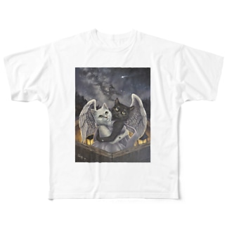 A Pair of wings Full graphic T-shirts
