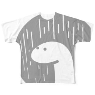 Deno goods Full graphic T-shirts