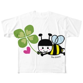 みつばちさーやの宅配便 Full graphic T-shirts