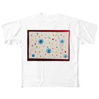 星のシンフォニー Full graphic T-shirts