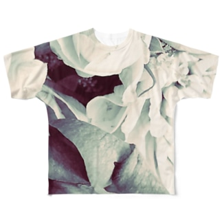 BOUQUET Full graphic T-shirts