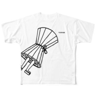 【エポッくん】ヨイチ Full graphic T-shirts