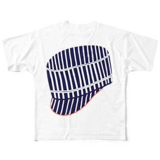 サマーレパートリー★ Full graphic T-shirts