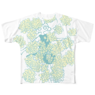 kiku Full graphic T-shirts