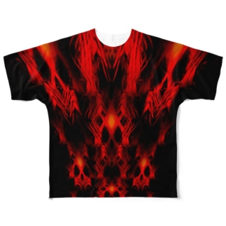 @exorcist  Full graphic T-shirts