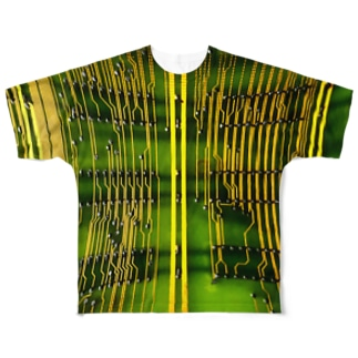substrate  Full graphic T-shirts