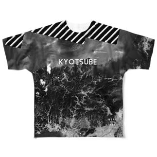 兵庫県 豊岡市 Tシャツ 両面 Full graphic T-shirts
