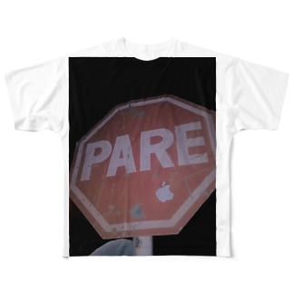 PARE Full graphic T-shirts