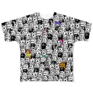パラサイTEE Full graphic T-shirts