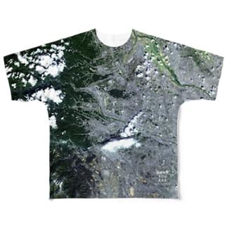 東京都 昭島市 Tシャツ 両面 Full graphic T-shirts