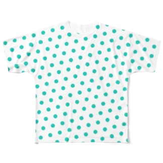 dotfull Full graphic T-shirts