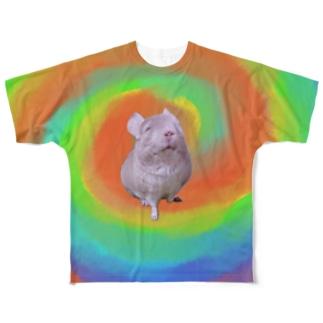 タイダイのさつま Full Graphic T-Shirt