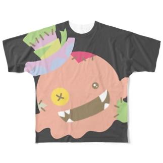 39RiのころTシャツ Full graphic T-shirts