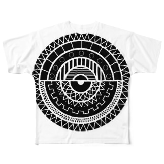 Sun Full graphic T-shirts