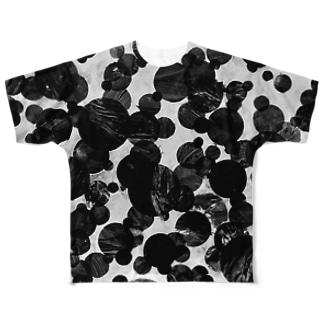 雑交 Full graphic T-shirts