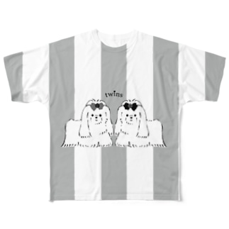 twins Full graphic T-shirts