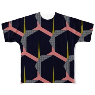mori Full Graphic T-Shirt