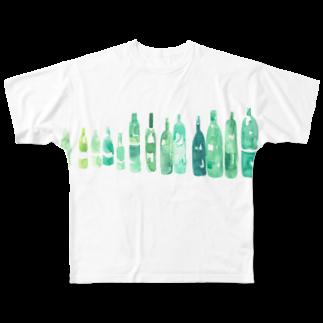 SAKI HOTAEのIREMONO Full graphic T-shirts