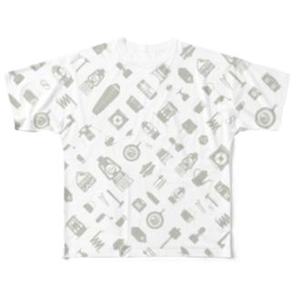 T11.2_Kemuri Full graphic T-shirts