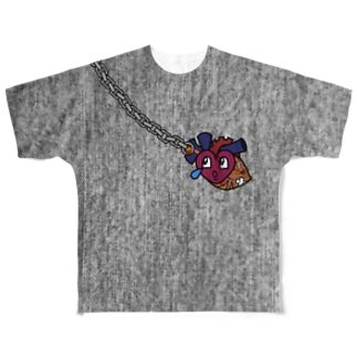 BABYLON Full graphic T-shirts