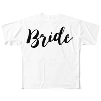 Bride Full graphic T-shirts