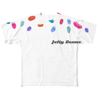 Jelly Beans Full graphic T-shirts