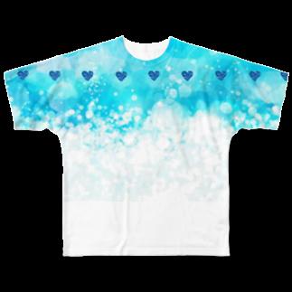 Missuのcider Full graphic T-shirts