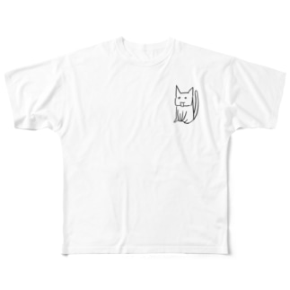 くはっ! Full graphic T-shirts
