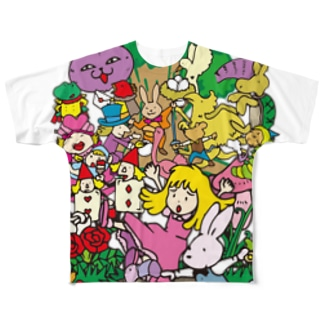 Alice Full graphic T-shirts