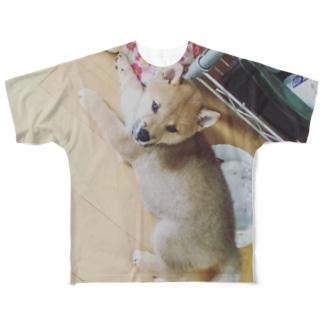 こはるちゃん13? Full Graphic T-Shirt