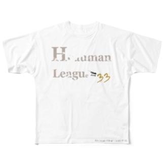 Ant T-Shirt Heauman League Full graphic T-shirts