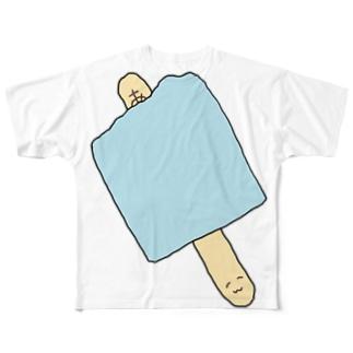 幸運のわたくし Full graphic T-shirts