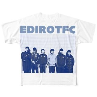 // BLUEPRINT // Full graphic T-shirts