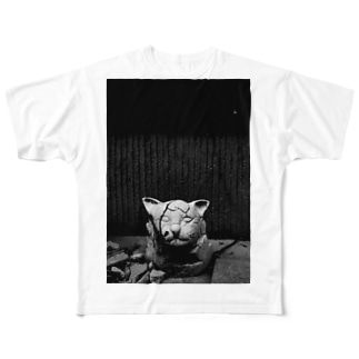 Abandoned Full graphic T-shirts