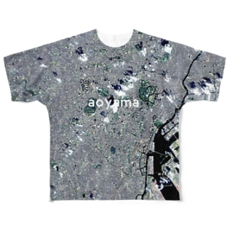 WEAR YOU AREの東京都 港区 Tシャツ 両面 Full graphic T-shirts