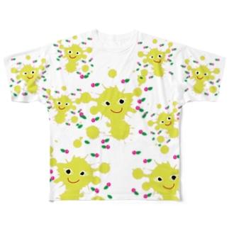 あろえっこ Full graphic T-shirts