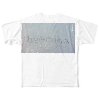 neomiha Full graphic T-shirts