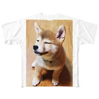 レン Full graphic T-shirts