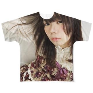 わたし Full graphic T-shirts