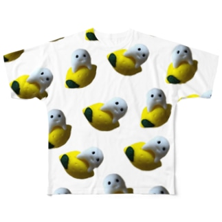 ぴとれもん2 Full graphic T-shirts