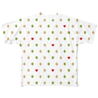 Alice in Wonderland Full graphic T-shirts