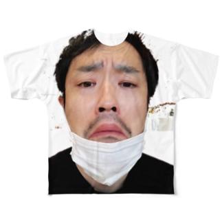 とがちゃんグッズ Full graphic T-shirts