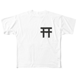Kyoto.js Icon All-Over Print T-Shirt