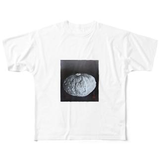 コウサイart Full graphic T-shirts