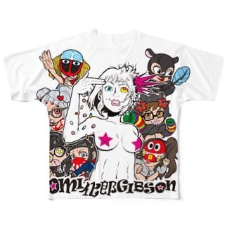 OMIビュート展(A) Full graphic T-shirts