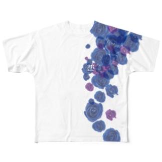 full logo T-shirt Full graphic T-shirts